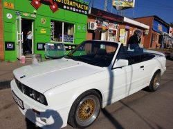 БМВ 325 кабриолет 1990 г.пробег 30 тс. км.500 000 руб.