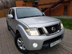 Выкупленный авто Nissan Navara